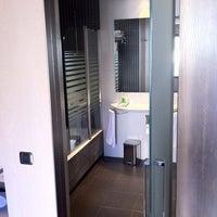 Photo taken at Hotel Barcelona House by Gonny Z. on 2/14/2011