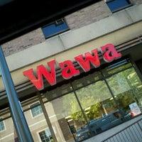Photo taken at Wawa by Vee G. on 10/5/2011