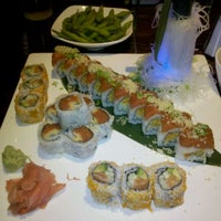 Photo taken at Kabuki Fusion Sushi & Grill by Mike on 7/12/2011
