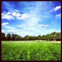 Photo taken at Regent's Park by Lele B. on 8/31/2012