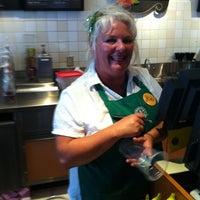 Photo taken at Starbucks by Patrick P. on 10/4/2011