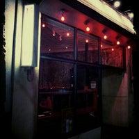 Photo taken at Bushido Sushi & Bar by Lars on 1/9/2012