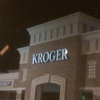 Photo taken at Kroger by Christine L. on 1/2/2012