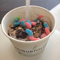 Photo taken at Yogurtology by Faith R. on 5/30/2012