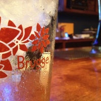 Photo taken at Brugge Brasserie by Daryn S. on 8/4/2012