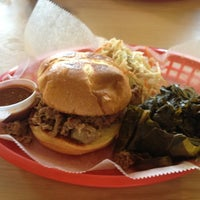 9/10/2012에 Jim D.님이 Ace Biscuit & Barbecue에서 찍은 사진