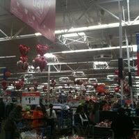 Photo taken at Walmart Supercenter by Darlene C. on 2/13/2012