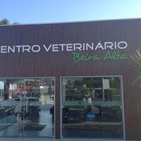 Photo taken at Centro Veterinario Beira Alta by Luis L. on 3/27/2012
