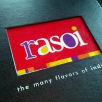 Photo taken at Rasoi by allison b. on 9/5/2012