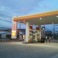 Photo taken at Shell by Khan K. on 8/30/2011