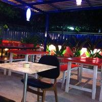 Photo taken at Good Apple Restaurant@ Dream Cones  Phahonyothin 14 by Apple C. on 1/20/2012