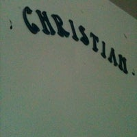 Photo taken at Friends Hall by Christian S. on 10/31/2011