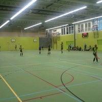 Photo taken at RKVV Brabantia by henk e. on 2/26/2012