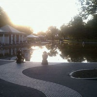 Photo taken at Frog Pond by Andy S. on 10/7/2011