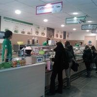 Photo taken at Mr. Salad by Francesco V. on 11/15/2011
