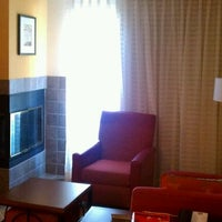 Photo taken at Residence Inn Dallas Market Center by Ryan K. on 12/31/2011