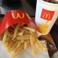 Photo taken at McDonald's by Jesyl on 5/7/2012