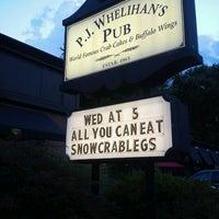 Photo taken at P.J. Whelihan's Pub + Restaurant - Haddon Twp by Liz P. on 8/1/2012