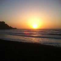 Photo taken at Pacifica State Beach by Jeff T. on 5/11/2012