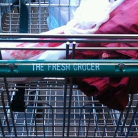 Photo taken at The Fresh Grocer by Joshua B. on 6/2/2012