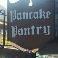 Photo taken at Pancake Pantry by Susan B. on 9/3/2011
