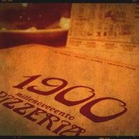 1/25/2012 tarihinde Thiago T.ziyaretçi tarafından 1900 Pizzeria'de çekilen fotoğraf