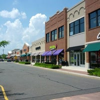 Photo taken at The Shoppes at North Brunswick by Jorge C. on 7/1/2012