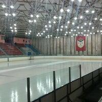 Photo taken at Дворец спорта СКА by Anton B. on 12/1/2011