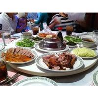 Photo taken at Peking Gourmet Inn by Ya K. on 7/1/2012