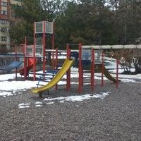 Photo taken at Konutkent 2 Çocuk Parkı by Alican Ö. on 3/11/2012