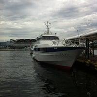 Photo taken at Bayside Place Hakata by NOG3 H. on 8/22/2012