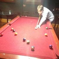 Photo taken at Ballroom Pool Hall by Brenton G. on 3/11/2012