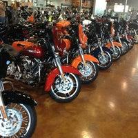 Photo taken at Seminole Harley-Davidson by Jeff C. on 2/11/2012