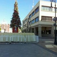 Photo taken at H. Ayuntamiento de Hermosillo by Oscar l. on 12/7/2011