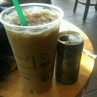 Photo taken at Starbucks by Clara C. on 10/18/2011