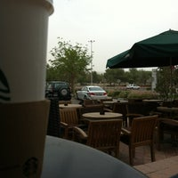 Photo taken at Starbucks by Ali A. on 4/12/2012