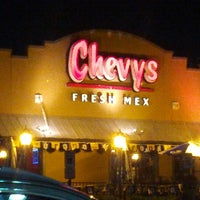 Photo taken at Chevys Fresh Mex by Marvin J. on 8/19/2012