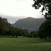 Photo taken at Olomana Golf Links by Ed K. on 6/6/2011