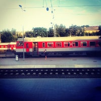 Photo taken at Vilnius Train Station by T B. on 7/24/2012
