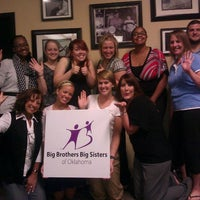 Photo taken at Big Brothers Big Sisters of Oklahoma by Brian C. on 12/13/2011