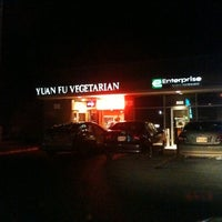 Photo taken at Yuan Fu Vegetarian by Alley L. on 2/20/2011