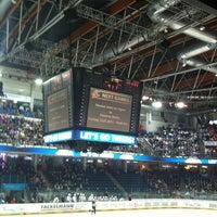 Photo taken at Arena Nürnberger Versicherung by Tanja S. on 1/6/2012