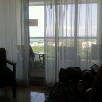 Photo taken at Sea Garden Hotel Mayan by Florecita p. on 10/29/2011