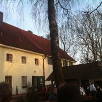 Photo taken at Gast- und Tafernwirtschaft in Niederdorf by talexander on 4/3/2011