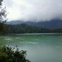 Photo taken at Dieng Plateau by Atik I. on 12/17/2011