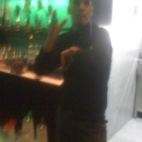 Photo taken at Scarlet Lounge by Godwin M. on 2/4/2012