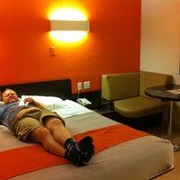 Photo taken at Motel 6 San Marcos by Nino C. on 8/4/2012