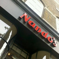 Photo taken at Nando's by Danny M. on 8/11/2012