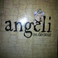 Photo taken at Angeli on Decatur by Nicole G. on 6/25/2011