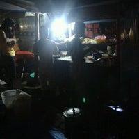 """Photo taken at Nasi Goreng """"San"""" by Wijaya T. on 1/7/2012"""